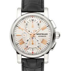 Ремонт часов Montblanc 105856 Star Star 4810 Chronograph Automatic в мастерской на Неглинной