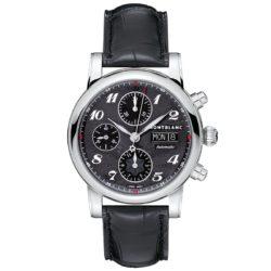 Ремонт часов Montblanc 106467 Star Chronograph Automatic в мастерской на Неглинной