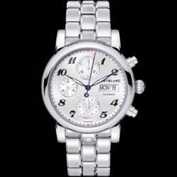 Ремонт часов Montblanc 106468 Star Chronograph Automatic в мастерской на Неглинной