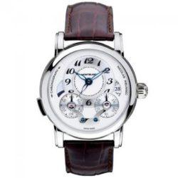 Ремонт часов Montblanc 106487 Nicolas Rieussec Chronograph Automatic в мастерской на Неглинной