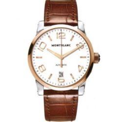 Ремонт часов Montblanc 106500 Timewalker Montblanc Timewalker Automatic Steel Gold в мастерской на Неглинной