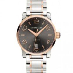 Ремонт часов Montblanc 106501 Timewalker Montblanc Timewalker Automatic Steel Gold в мастерской на Неглинной