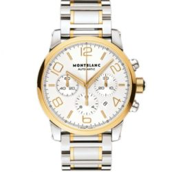 Ремонт часов Montblanc 107320 Timewalker Montblanc Timewalker Steel Gold Chronograph Automatic в мастерской на Неглинной
