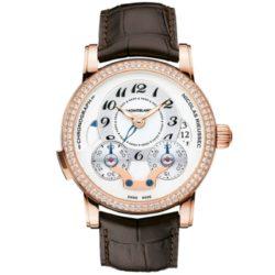 Ремонт часов Montblanc 108733 Nicolas Rieussec Chronograph Automatic в мастерской на Неглинной