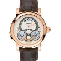 Ремонт часов Montblanc 108789 Nicolas Rieussec Rising Hours в мастерской на Неглинной