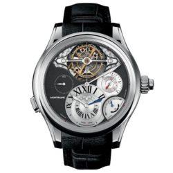 Ремонт часов Montblanc 109150 Villeret 1858 ExoTourbillon Chronographe в мастерской на Неглинной