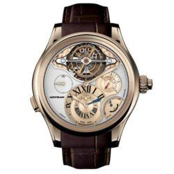 Ремонт часов Montblanc 109151 Villeret 1858 ExoTourbillon Chronograph в мастерской на Неглинной