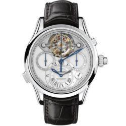 Ремонт часов Montblanc 109447 Villeret 1858 ExoTourbillon Rattrapante в мастерской на Неглинной