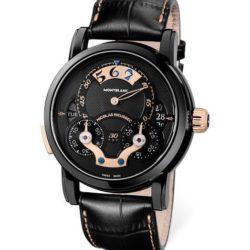 Ремонт часов Montblanc 110612 Nicolas Rieussec Rising Hours For Monaco в мастерской на Неглинной