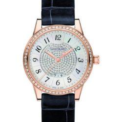 Ремонт часов Montblanc 111225 Meisterstuck Heritage Bohème Automatic Jewellery в мастерской на Неглинной
