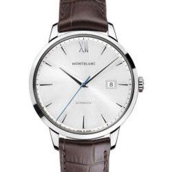 Ремонт часов Montblanc 111580 Meisterstuck Heritage Date Automatic в мастерской на Неглинной