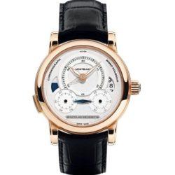 Ремонт часов Montblanc 111592 Nicolas Rieussec Pink Gold в мастерской на Неглинной