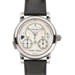 Ремонт часов Montblanc 111873 Nicolas Rieussec Homage To в мастерской на Неглинной