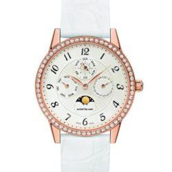 Ремонт часов Montblanc 112503 Meisterstuck Heritage Bohème Perpetual Calendar Jewellery в мастерской на Неглинной
