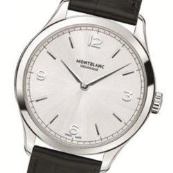 Ремонт часов Montblanc 112516 Steel Meisterstuck Heritage Chronométrie Ultra Slim в мастерской на Неглинной