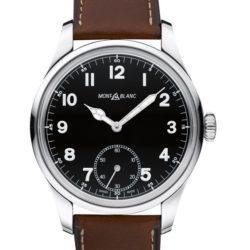 Ремонт часов Montblanc 112638 Villeret 1858 Manual Small Second в мастерской на Неглинной