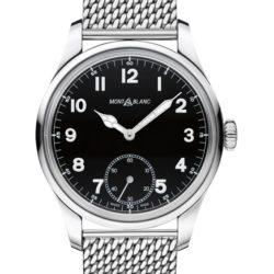 Ремонт часов Montblanc 112639 Villeret 1858 Manual Small Second в мастерской на Неглинной