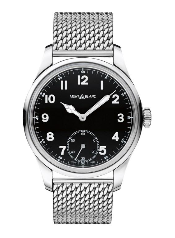 Инструкция часов montblanc