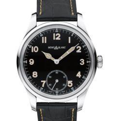 Ремонт часов Montblanc 113860 Villeret 1858 Manual Small Second в мастерской на Неглинной