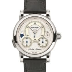 Ремонт часов Montblanc Homage to Nicolas Rieussec II Monopusher Chronograph Nicolas Rieussec 43 mm в мастерской на Неглинной
