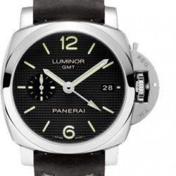Ремонт часов Officine Panerai PAM 00535 Luminor 1950 3 Days GMT Automatic Acciaio в мастерской на Неглинной