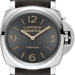 Ремонт часов Officine Panerai PAM 00605 Luminor 1950 Firenze 3 Days Acciaio в мастерской на Неглинной