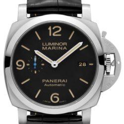 Ремонт часов Officine Panerai PAM 01312 Luminor 1950 Marina 3 Days Automatic Acciaio в мастерской на Неглинной
