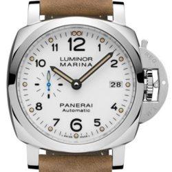 Ремонт часов Officine Panerai PAM 01523 Luminor 1950 Marina 3 Days Automatic Acciaio в мастерской на Неглинной