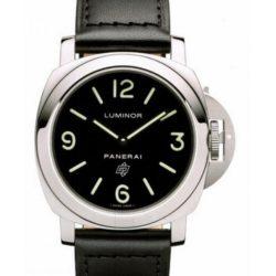 Ремонт часов Officine Panerai PAM00000 Luminor Base Logo Acciaio в мастерской на Неглинной