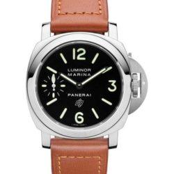 Ремонт часов Officine Panerai PAM00005 Luminor Marina Logo Acciaio в мастерской на Неглинной