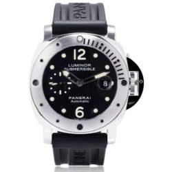 Ремонт часов Officine Panerai PAM00024 Luminor Submersible Automatic Acciaio в мастерской на Неглинной