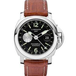 Ремонт часов Officine Panerai PAM00088 Luminor GMT Automatic Acciaio в мастерской на Неглинной