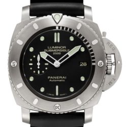 Ремонт часов Officine Panerai PAM00364 Special Editions Luminor Submersible 1950 2500m 3 days Automatic Titanio Limited Edition 500 в мастерской на Неглинной