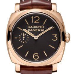 Ремонт часов Officine Panerai PAM00398 Special Editions Radiomir 1940 Oro Rosso в мастерской на Неглинной
