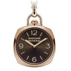 Ремонт часов Officine Panerai PAM00447 Special Editions 2014 Pocket Watch 3 Days Oro Rosso в мастерской на Неглинной