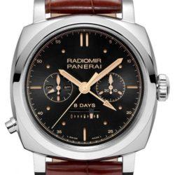 Ремонт часов Officine Panerai PAM00503 Special Editions Radiomir 1940 Chrono Monopulsante 8 Days GMT Oro Bianco в мастерской на Неглинной