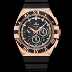 Ремонт часов Omega 121.62.41.50.01.001 Constellation Double eagle co-axial chronograph в мастерской на Неглинной