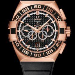 Ремонт часов Omega 121.62.44.52.01.001 Constellation Double eagle co-axial chronograph в мастерской на Неглинной
