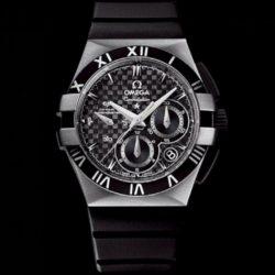 Ремонт часов Omega 121.92.35.50.01.001 Constellation Double eagle co-axial chronograph в мастерской на Неглинной