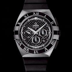 Ремонт часов Omega 121.92.41.50.01.001 Constellation Double eagle co-axial chronograph в мастерской на Неглинной