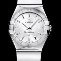 Ремонт часов Omega 123.10.24.60.02-002 Constellation Ladies Quartz в мастерской на Неглинной