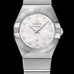 Ремонт часов Omega 123.10.24.60.55.003 Constellation Ladies Quartz в мастерской на Неглинной