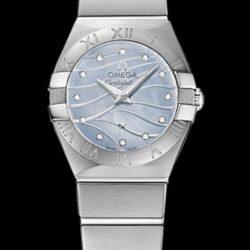 Ремонт часов Omega 123.10.24.60.57.001 Constellation Ladies Quartz в мастерской на Неглинной