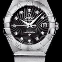 Ремонт часов Omega 123.10.27.20.51-001 Constellation Ladies Co-axial в мастерской на Неглинной