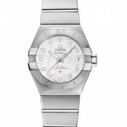 Ремонт часов Omega 123.10.27.20.55.002 Constellation Ladies Co-Axial Automatic Date 27 mm в мастерской на Неглинной