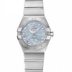 Ремонт часов Omega 123.10.27.20.57.001 Constellation Ladies Co-Axial Automatic Date 27 mm в мастерской на Неглинной