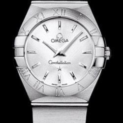 Ремонт часов Omega 123.10.27.60.02-001 Constellation Ladies Quartz в мастерской на Неглинной