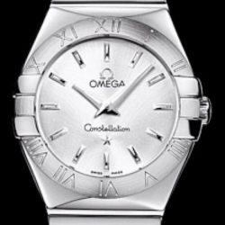 Ремонт часов Omega 123.10.27.60.02-002 Constellation Ladies Quartz в мастерской на Неглинной