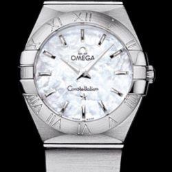 Ремонт часов Omega 123.10.27.60.05-001 Constellation Ladies Quartz в мастерской на Неглинной
