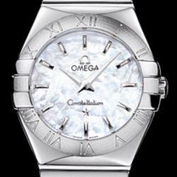 Ремонт часов Omega 123.10.27.60.05-002 Constellation Ladies Quartz в мастерской на Неглинной